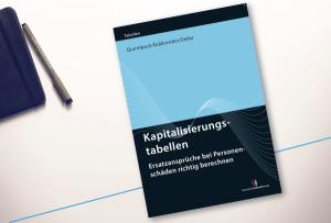Buch - Sebastian Quirmbach: Kapitalisierungstabellen: